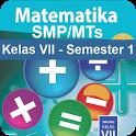 SMP 7 Matematika Semester 1 icon