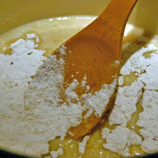 Roux - Used for Soup and Sauce Bases.