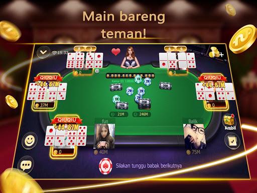 Domino QiuQiu-Domino99:online Free for PC