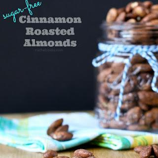 Sugar Free Cinnamon Roasted Almonds