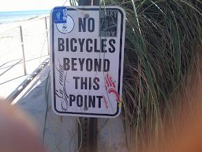 Photo: American Beach in Key West Florida.
