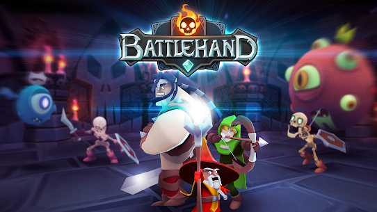 BattleHand Mod Apk 1.16.1 (High Exp + Free Premium + No Ads) 1