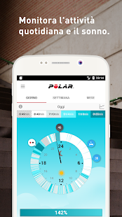 Polar Flow - Sincronizzazione e analisi- miniatura screenshot