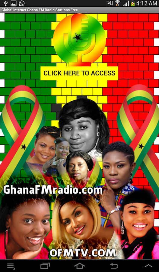 ALL GHANA FM RADIO STATIONS- screenshot