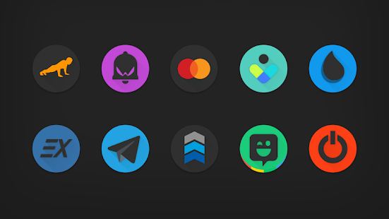 PIXELATION ICON PACK Screenshot