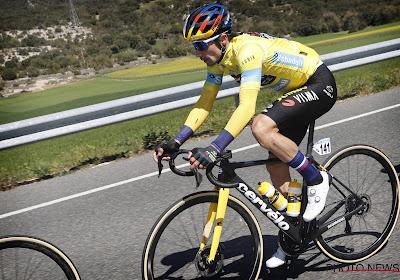 Van toewijding gesproken: halve dag na zege in Baskenland zit Roglic al ... tijdrit Tour de France te verkennen in hondenweer