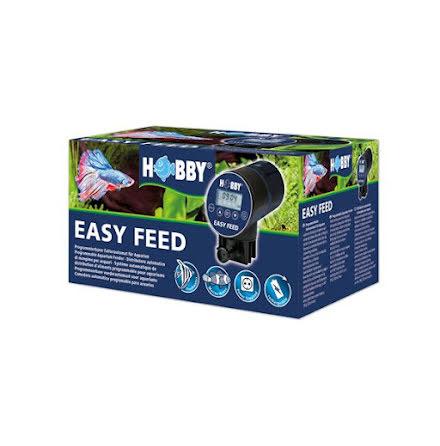 Fiskfoderautomat Easy Feed Hobby