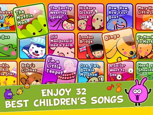 Rhythm Party: Kids Music Game