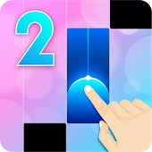 Piano Music Tiles 2 - Songs, Games & Instruments icon