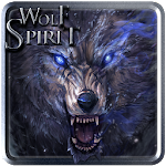 Savage Wolf Live Wallpaper Icon