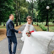 Wedding photographer Elena Lovcevich (elenalovcevich). Photo of 31.10.2018