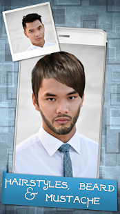 Frisuren Und Bärte Fotomontage Apps Bei Google Play