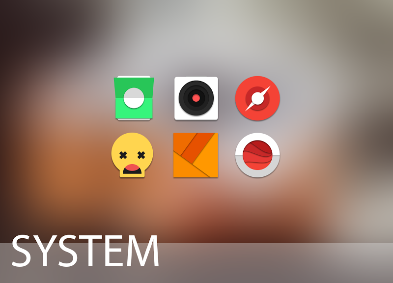 Boekt Icon Pack Screenshot 1