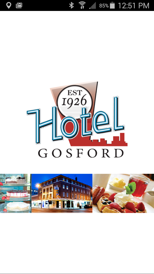 Hotel Gosford- screenshot