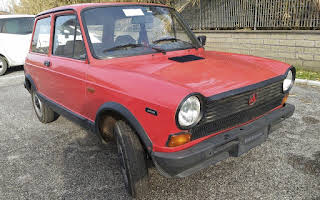 Autobianchi A 112 Junior Rent Abruzzo