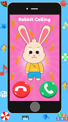 Baby Real Phone. Kids Game 1.15.1 screenshots 2
