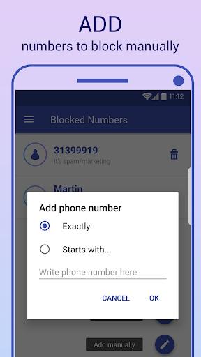 Call Block screenshot 3