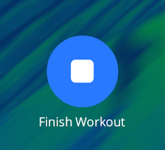 Map My Fitness Workout Trainer Screenshot