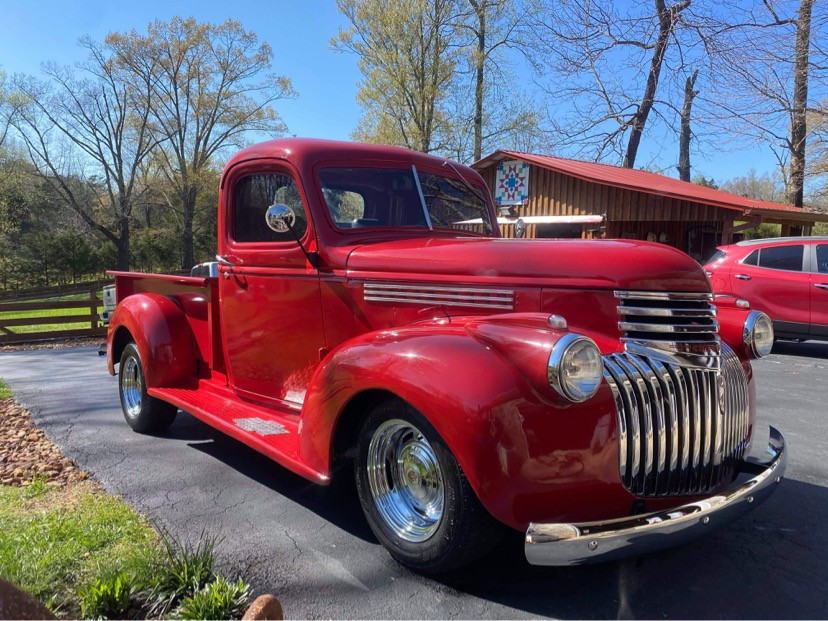 Chevrolet Pickup Truck Hire Cookeville