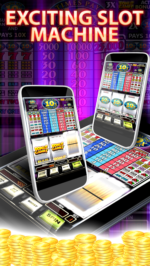 best slot machine payouts