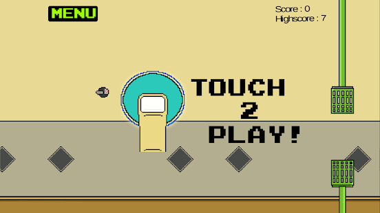 Flappy Fly- screenshot thumbnail