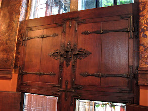 Photo: Gorgeous interior shutters.