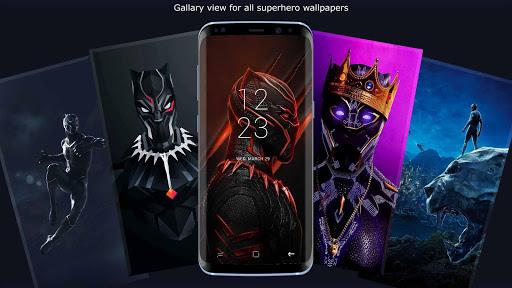 Superhero Wallpaper HD App (apk) Free Download For Android