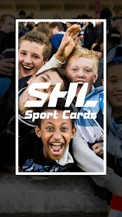 SHL Sport Cards- screenshot thumbnail