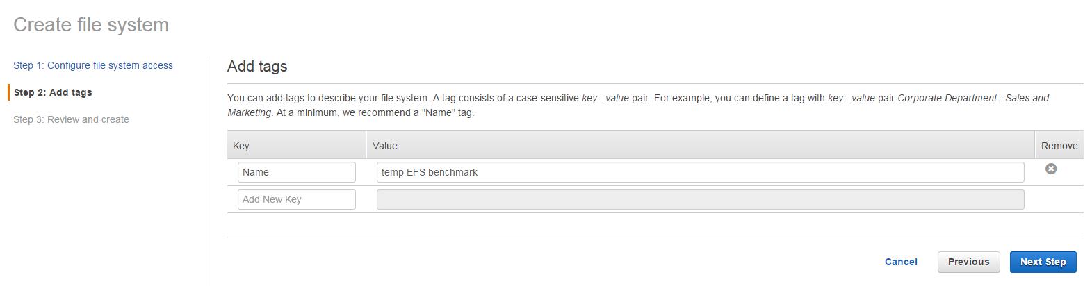 AWS EFS   Zoran's Blog