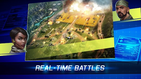 War Planet Online: Real-Time Strategy MMO Game 4