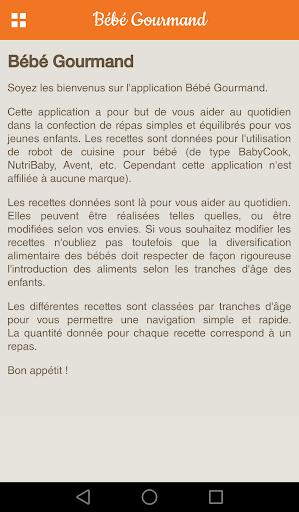 玩免費遊戲APP 下載Bébé Gourmand app不用錢 硬是要APP