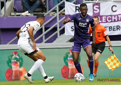 Mustapha Bundu va devoir se montrer capable de porter Anderlecht