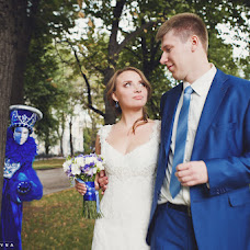 Wedding photographer Elena Zayceva (Zaychikovna). Photo of 25.08.2014
