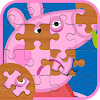 Puzzle For Pepa and Pig