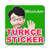 Stickers for WhatsApp chat - WAstickerApps Turkish