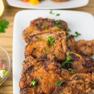 Fried Pork Chop.