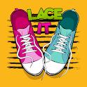 Lace It - Step By Step Unique Shoe Lacing Guide icon