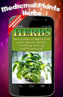 Medicinal Plants Herbs- screenshot thumbnail