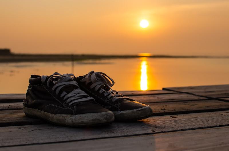 sunset shoes di AndreaPagan