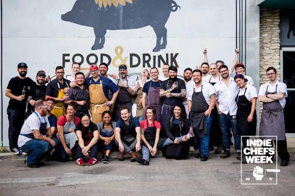 Indie Chefs Week LA 2017 - The Rose Café