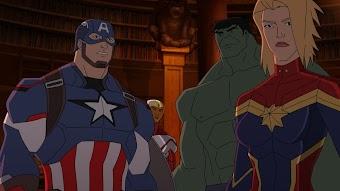 Civil War Part 4: Avengers Revolution