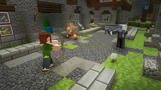 Hide and Seek -minecraft style screenshot 6