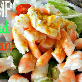 Shrimp Salad Divan