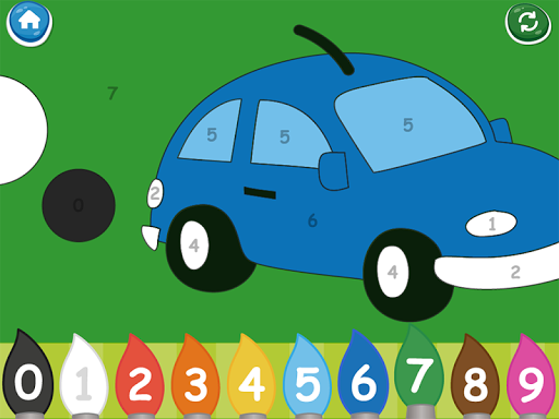 Educational Games. Baby Numbers apkpoly screenshots 5