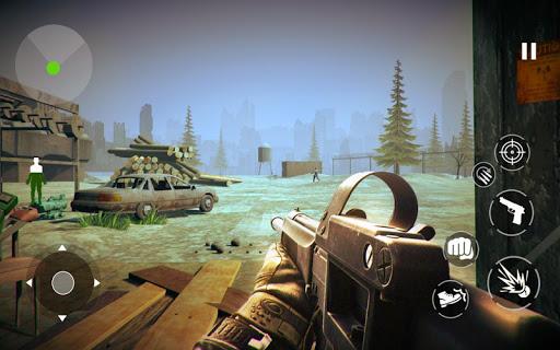 Counter Strike Army Strike: Jeu de tir 2019  captures d'u00e9cran 1