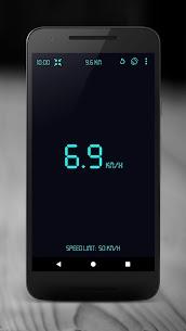 GPS Speedometer, Distance Meter 1