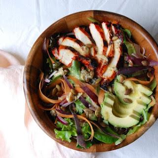 Achiote Chicken Salad.