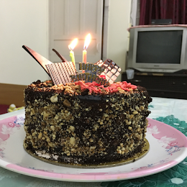 Birthday case by Som Nath - Food & Drink Candy & Dessert