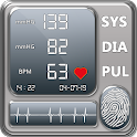 Blood Pressure Check Diary: BP Info icon