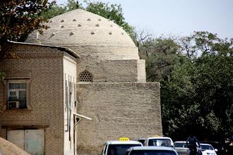 Photo: Day 164 -  Building in Lyabi-Hauz Complex #2